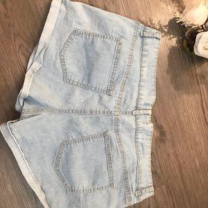 lei Shorts - L.E.I. Vintage American flag shorts 🇺🇸
